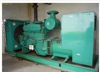 发电机回收关于发电机组的外观要求有什么?