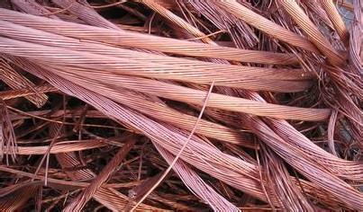 废铜回收的处置办法