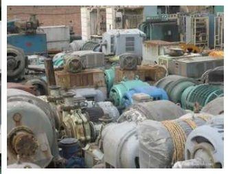 重庆电动机回收