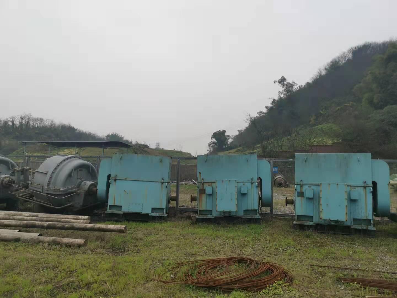 重庆水轮发电机组回收