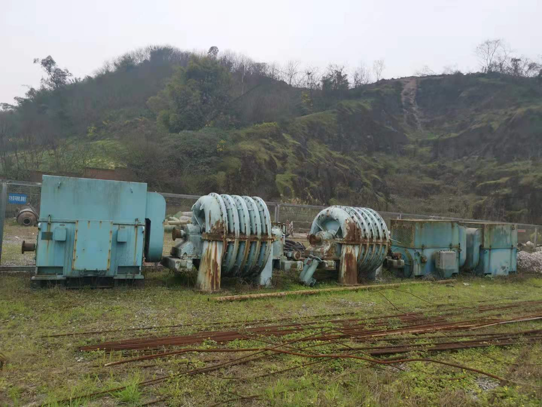 水轮发电机组回收公司
